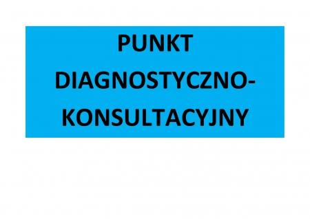 Punkt Diagnostyczno-Konsultacyjny PPPP