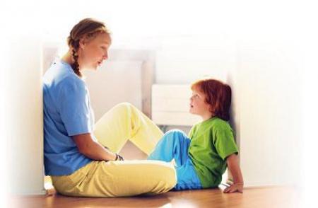 Jak rozmawiać z dzieckiem o pozostaniu w domu